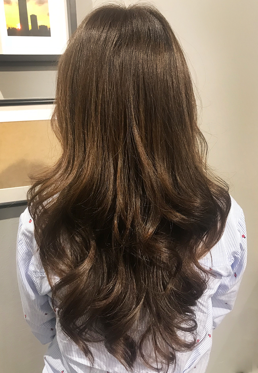 Bold Wave Perm The Wiz Korean Hair Salon Singapore
