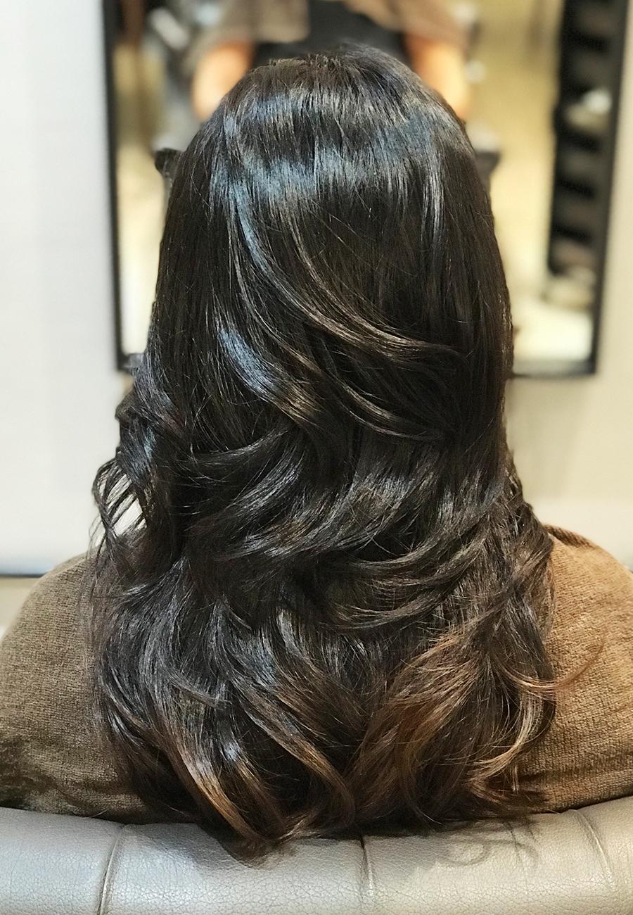 Korean S Curl Perm The Wiz Korean Hair Salon Singapore